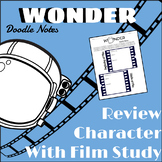 Wonder Character Film Study