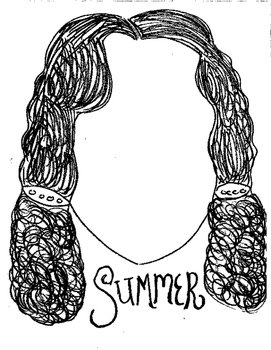 Wonder Character Sketch