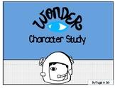 Wonder Character Study
