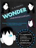 Wonder Characterization Pack