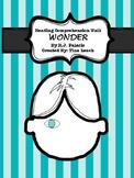 Wonder Comprehension Unit