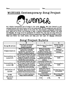 Wonder Contemporary Music Project