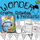 Wonder Crafts, Activities and Pennants