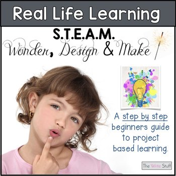 Wonder, Design and Make: A Beginner's Guide to PBL