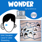 Wonder Discussion Cards