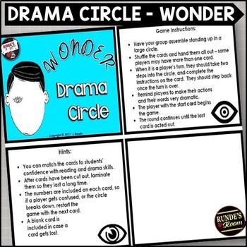Wonder Drama Circle