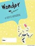 Wonder ESL Movie Workbook & Writing Task
