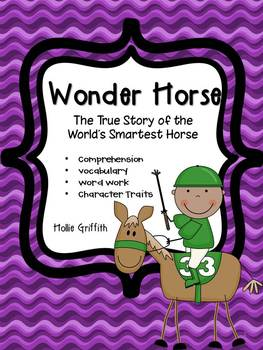Wonder Horse: The True Story of the World's Smartest Horse