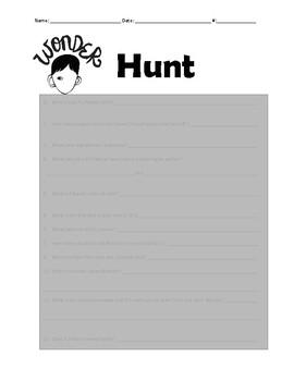 Wonder Hunt