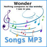Wonder I See in You Song