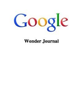 Wonder Journal