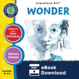 Wonder - Literature Kit Gr. 5-6