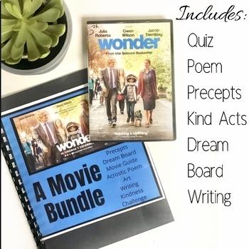Wonder Movie Bundle