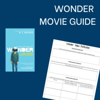 Wonder Movie Guide