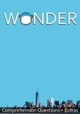 Wonder Movie Guide + Activities - Answer Keys Included