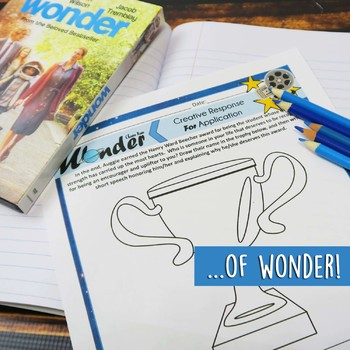 Wonder Movie Viewing Guide, Printable and Digital
