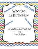 Wonder Multimedia Text Set Freebie
