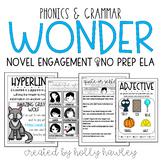 Wonder NO PREP (ELA)