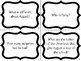 Wonder Novel Book Task Cards Small Group Center Stations Game