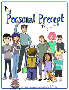 Wonder Novel Free Project: The Personal Precept Project R.J. Palacio