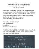Wonder Novel Project
