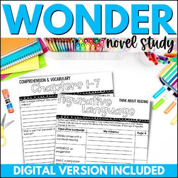 Wonder Novel Study