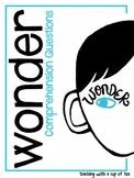 Wonder Novel Study (First 2 chapters)