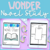 Wonder Novel Study Unit - R.J. Palacio