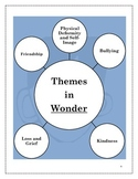 Wonder Novel Study & Student Engagement Journal