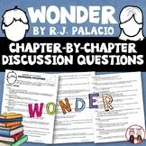 Wonder Novel Study Discussion Questions