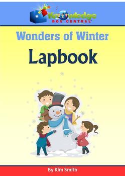 Wonders Of Winter Lapbook