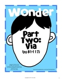 Wonder Part Two: Via