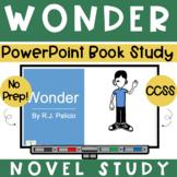 Wonder Book Study PowerPoint Slide