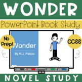 Wonder Book Study Book Study PowerPoint