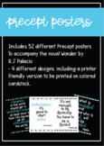 Wonder Precept Posters