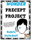 Wonder Project - Book of Precepts
