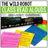 The Wild Robot: Read Aloud Discussion Questions