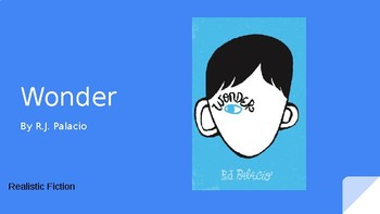 Wonder Read Aloud and Guided Presentation