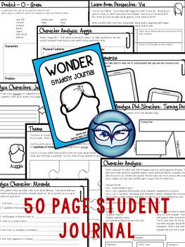 Wonder Unit Plans