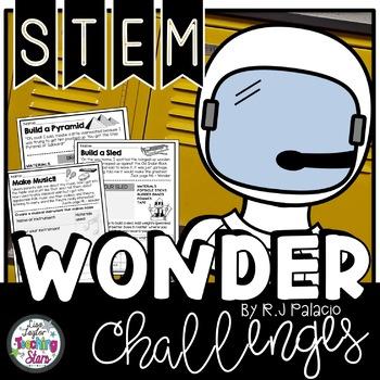 Wonder Novel STEM Challenges