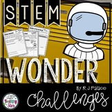 Wonder Novel STEM Challenges