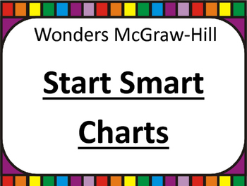 Wonder Start Smart Charts