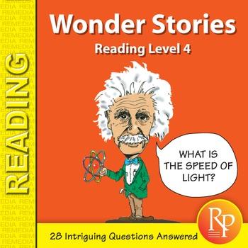 Wonder Stories: Reading Level 4