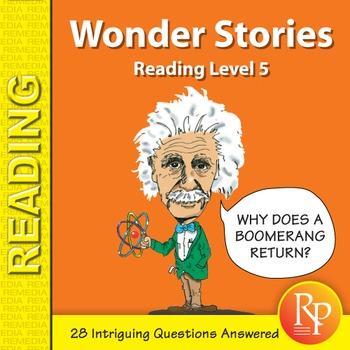 Wonder Stories: Reading Level 5