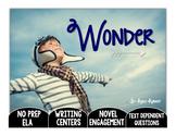 Wonder: Text Dependent Questions