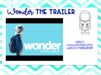 Wonder Trailer Predictions  & Thoughts