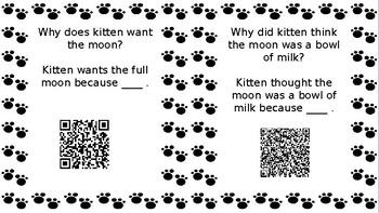 "Wonder Unit 5 Week 2 ""Kitten's First Full Moon"""