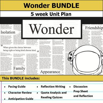 Wonder Unit Bundle