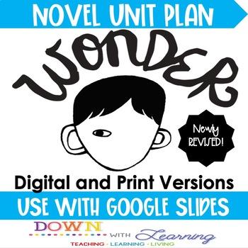 Wonder Unit Plan
