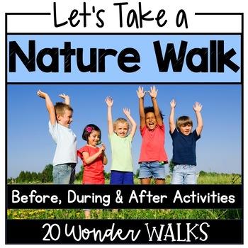 Wonder Walks Nature Walk Bundle